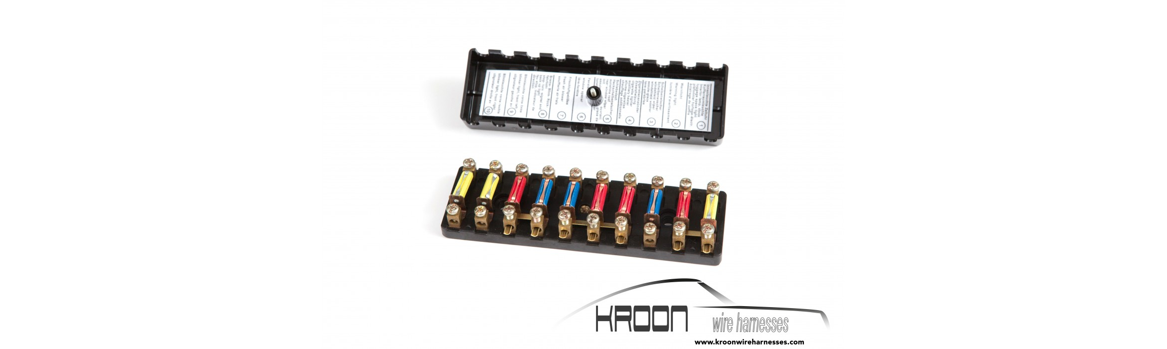 Kroon Wire Harnesses Porsche 964 Fuse Box Diagram Fusebox