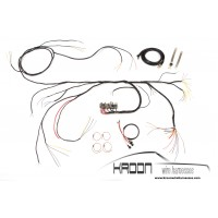 Complete wire harness set for Porsche 356 1953