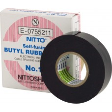 Self fusing butyl rubber tape