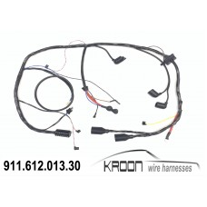 Engine harness Porsche 911 Sportomatic Motorola Marchal SEV Generator 1972-1973 art.no 911.612.013.30