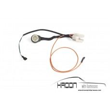 Wire harness for Hazard warning switch 1985-1989