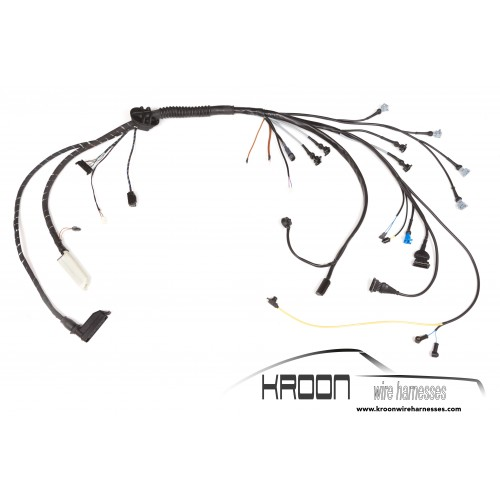 Engine harness for Porsche 944 TURBO (951) 1989 art.no: 951.607.021.06Kroon Wire Harnesses
