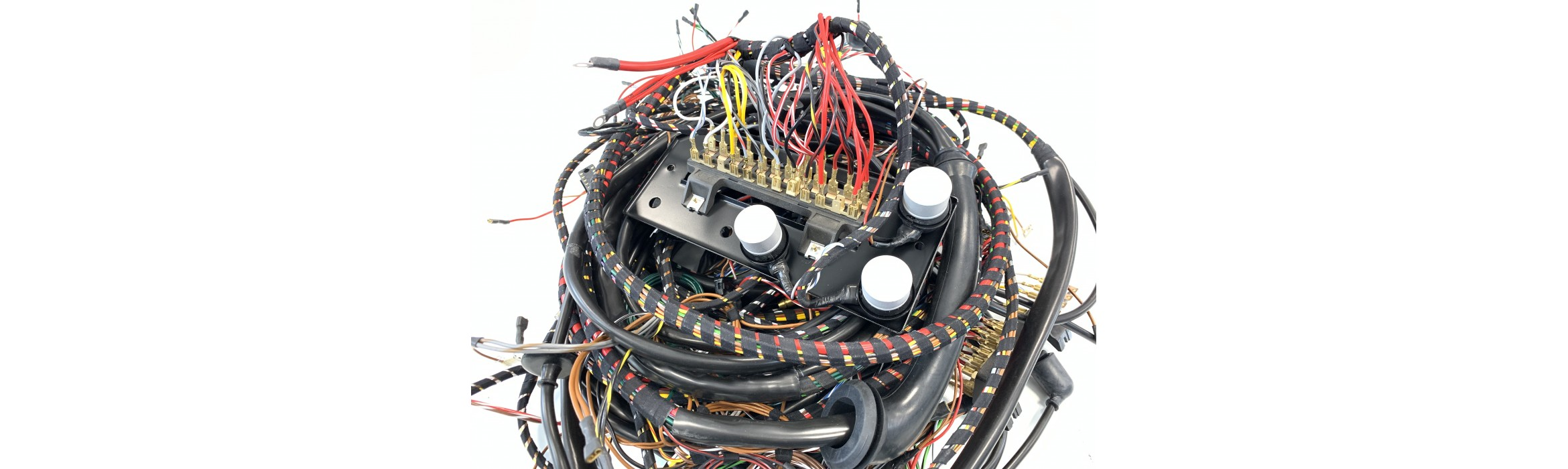 1970 US 914-6 harness