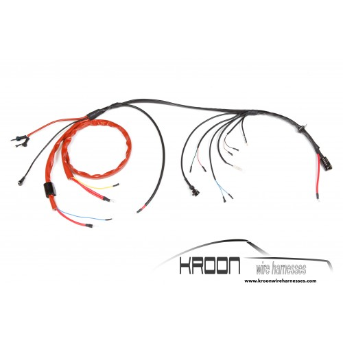 wire harness for engine 928 1984 row m28 21/22 l jet