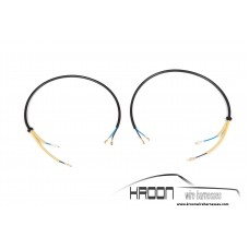 Foglight harness (for fixture) Set of 2