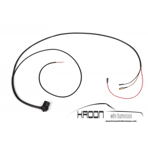 Wire Harness For Front Windscreen Heating  Porsche Option