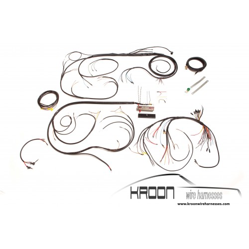 complete wire harness set for 356b 1963
