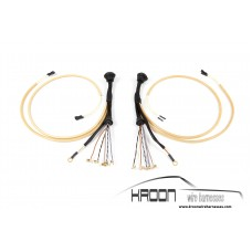 Wire harness for rear light 74-83