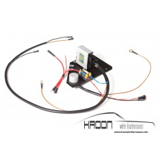 Engine emission control harness for: Porsche 912 1969  US