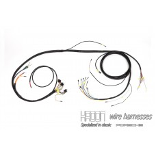 Wire harness for tunnel Porsche 911 1969 RHD version art.no: 901.612.003.04