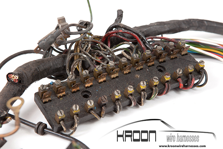 about rh kroonwireharnesses com Porsche 911 SC Porsche 911 Engine Wiring Harness
